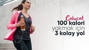 kolayca kalori yakma önerileri