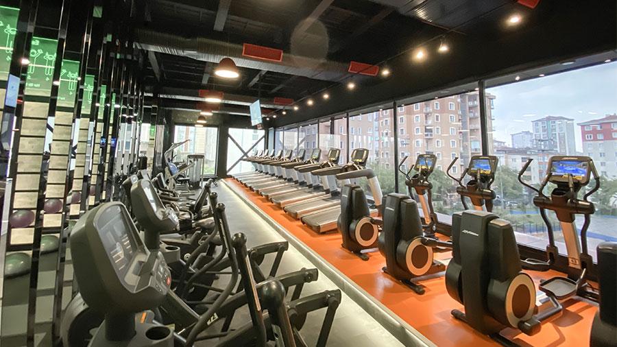 Okyanusfly Fitness - Spor salonu - Ümraniye- Şerifali - Ataşehir